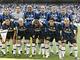 Fotbalisté Interu Milán před výkopem finále Ligy mistrů