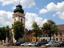 Kostel sv. Matěje s veřejnosti přístupnou věží