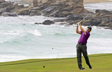 Phil Mickelson, US Open, Pebble Beach, 2. kolo
