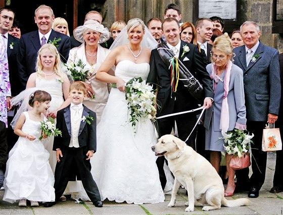 Svatební obřad -