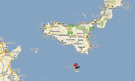 Malta Mapa Sveta Superjoden