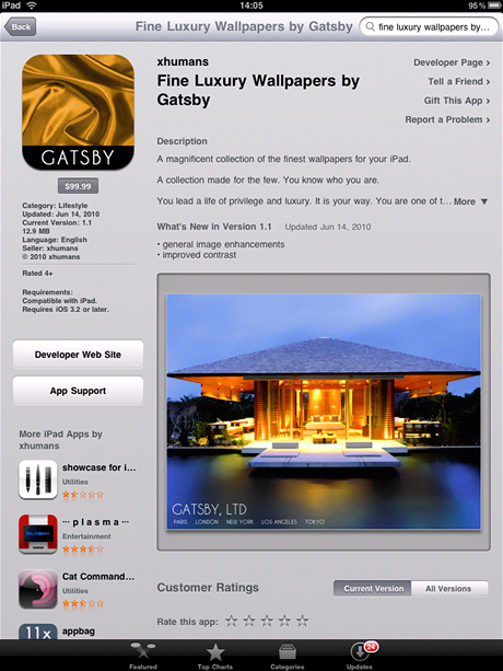 Fine Luxury Wallpapers by Gatsby