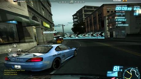 NfS: World video