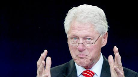 Bill Clinton (14. července 2010)