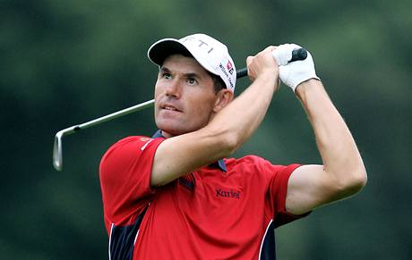 Padraig Harrington, Irish Open, 2. kolo