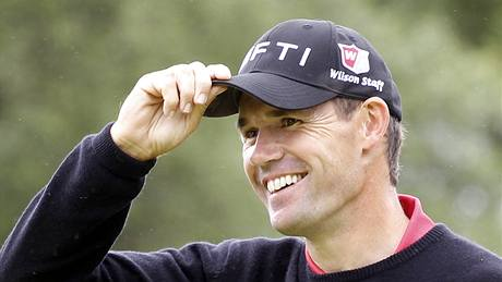 Padraig Harrington, Irish Open, 3. kolo