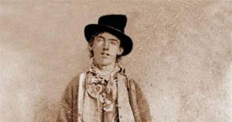 Pistolník Billy the KId