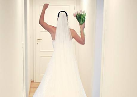 ... svatba neobejde. Nevěsta Zuzana 2f06a2f15e