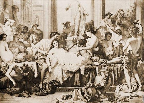 Císařské orgie