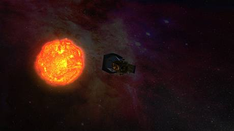 Sonda Solar Probe Plus sbírá data u Slunce