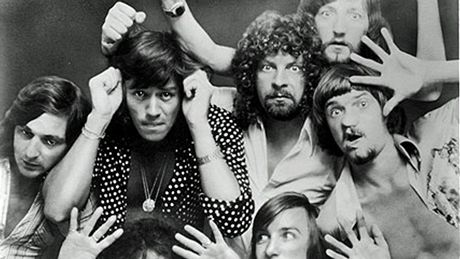 Kapela Electric Light Orchestra (ELO)