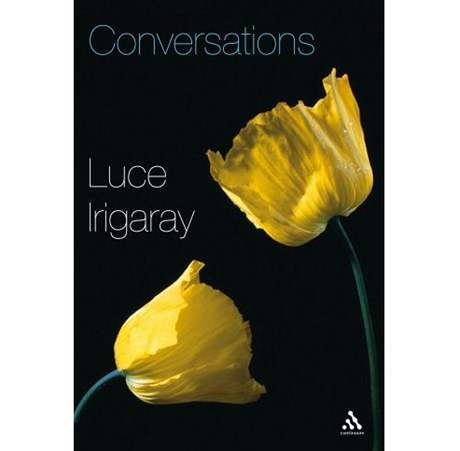 Obal knihy Luce Irigaray Conversations