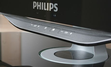 3D TV Phillips detail