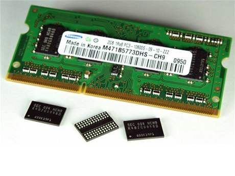 Samsung 40nm DDR3