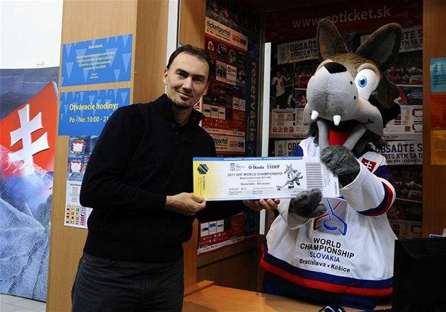 442ce3396f986 Slováci začali prodávat vstupenky na MS 2011. Fanoušky zaskočila cena -  iDNES.cz