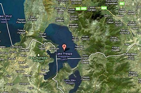 dojransko jezero mapa Řecko, které Češi zatím neobjevili. Úchvatný svět Prespanských  dojransko jezero mapa