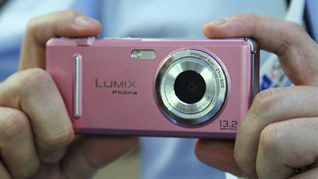 Lumix Mobile - Ceatec 2010