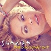 Shakira: The Sun Comes Out (obal alba)