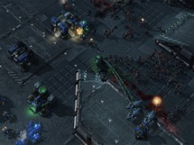 StarCraft II Custom Map