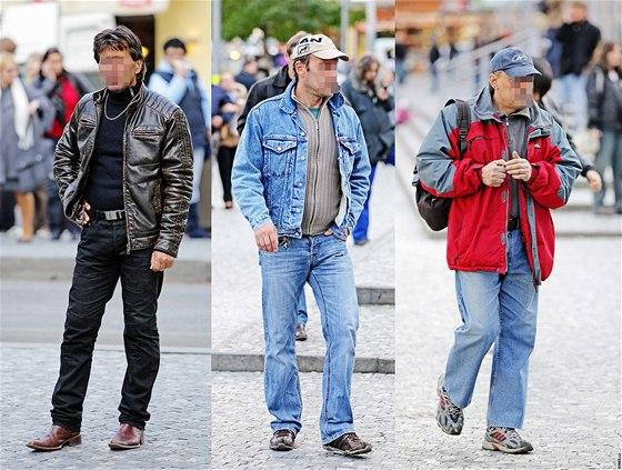 53bfb28b73c Pozorovaly jsme muže na ulici  chybí jim styl