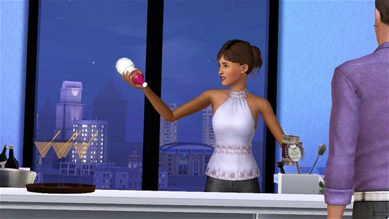The Sims 3: Late Night (PC)