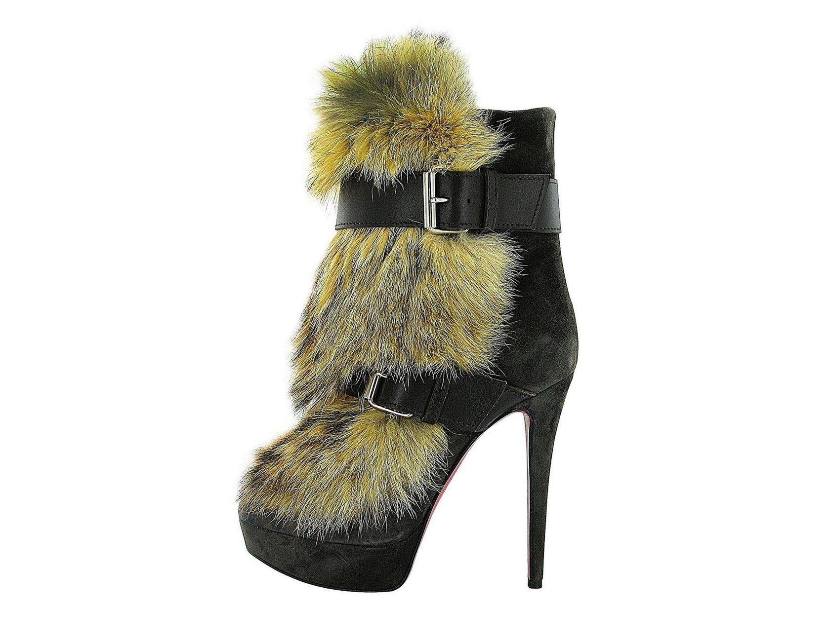 Trendy zimní boty  kožešiny Trendy zimní boty  kožešiny 79f02e3988