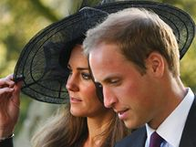 Princ William s Kate Middletonovou