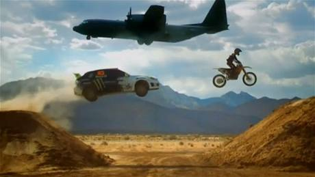 Ken Block v Top Gear