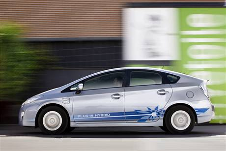 Toyoty Prius Plug-in
