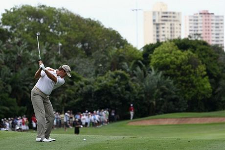 Retief Goosen, South African Open, 1. kolo