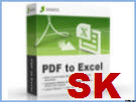 Simpo PDF to Excel Converter