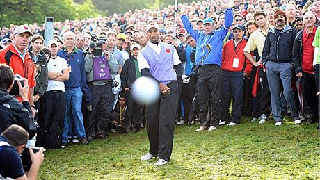 Tiger Woods, Ryder Cup