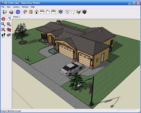 Program Google SketchUp