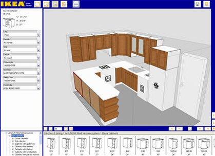Program  IKEA Home Planner