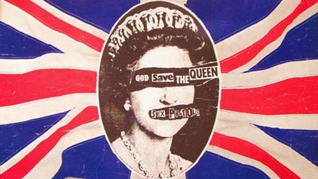 Jamie Reid: God Save The Queen
