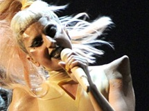 Grammy za rok 2010 - Lady Gaga (Los Angeles, 13. února 2011)