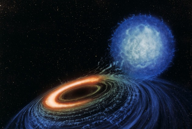 a research on black holes