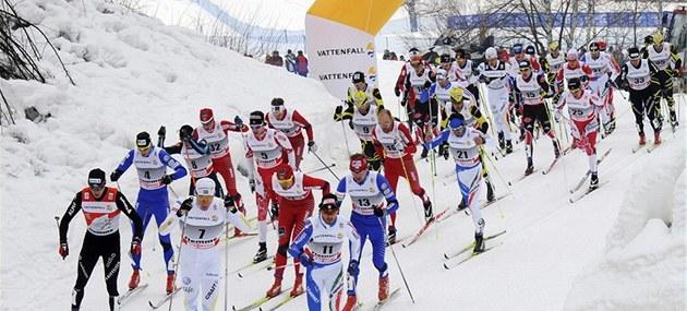 Běh na lyžích src =