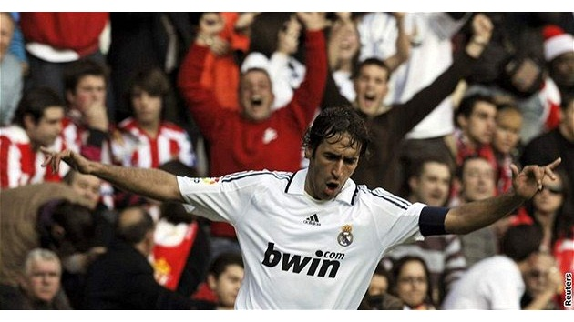 Real Madrid: Raul