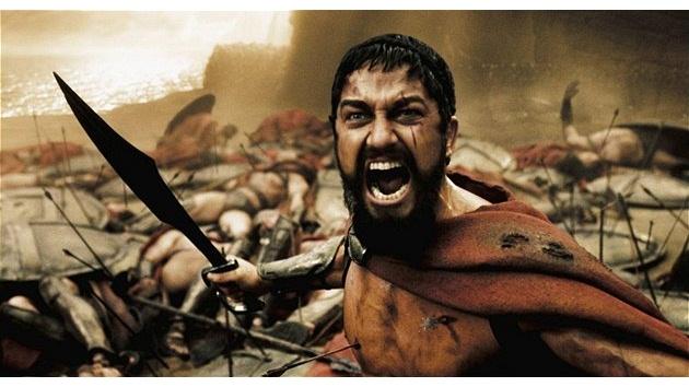 Herci museli kvůli snímku 300  Bitva u Thermopyl projít náročným tréninkem c1896f0749