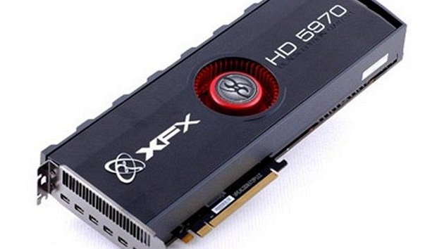 XFX Radeon HD 5970 Black Edition