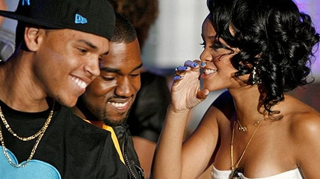 Nominace na hudební ceny MTV 2007 - Chris Brown, Kanye West a Rihanna - New...