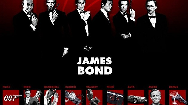 James Bond příloha