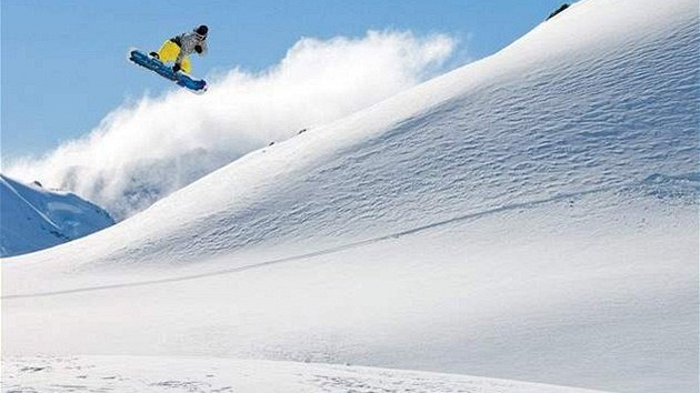 Snowboarding: Travis Rice