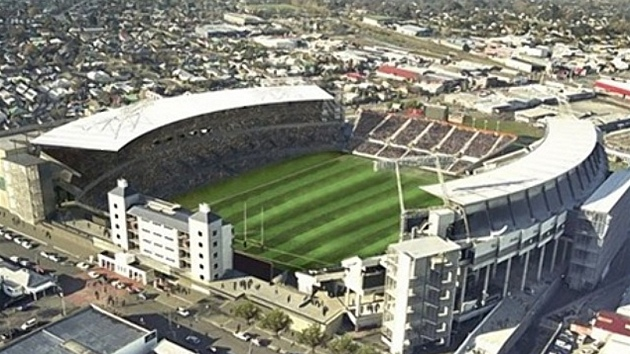 Stadium Christchurch