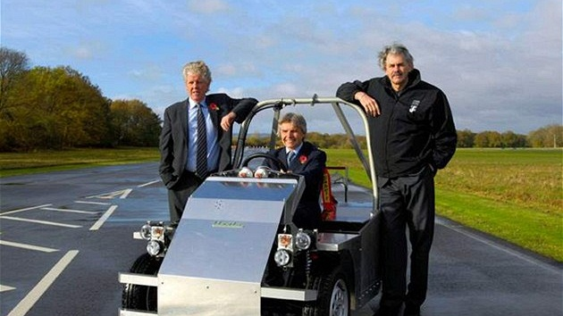 Gordon Murray Design T27