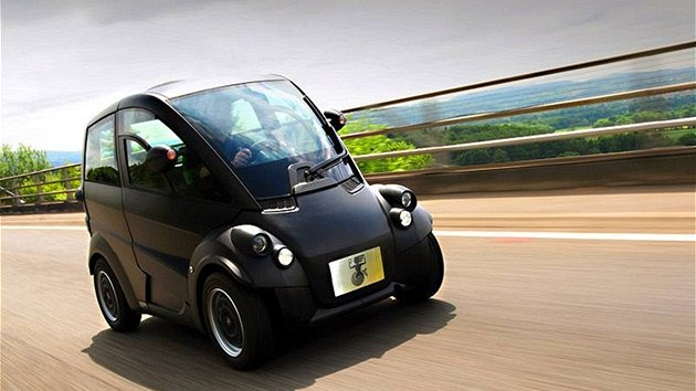 Gordon Murray Design T25