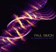 Paul Simon: So Beautiful or So What (obal alba)