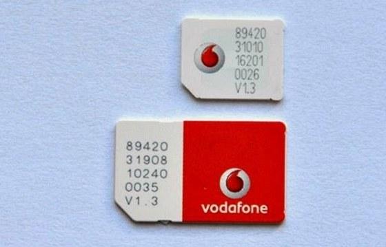 Vodafone Mel Problem S Aktivaci Sluzeb A Sim Karet Idnes Cz