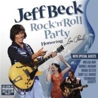 Jeff Beck: Rock´n´roll Party (obal alba